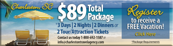 Register for Vacation/Tour/Attraction Tickets - See Package Requirements