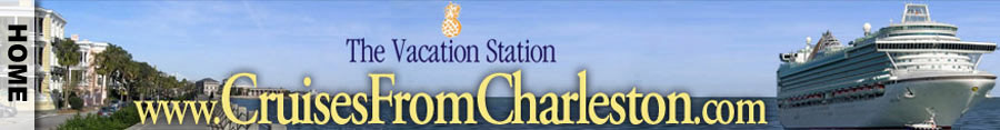 Cruises from Charleston SC main header image